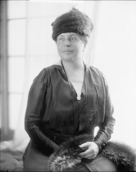 Lillian Wald, n.d.