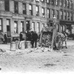 Garbage Collectors' Strike, New York City, 1911