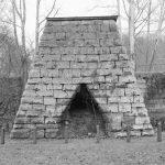 Vesuvius Iron Furnace ruins, Ironton, Lawrence County, Ohio