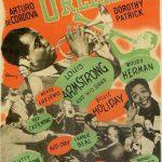 Poster for the 1947 film <em>New Orleans</em>