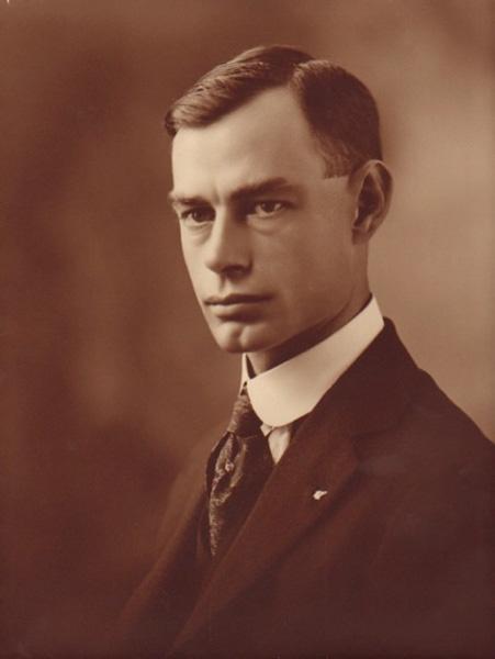 William Klein, Sr. ca. 1905