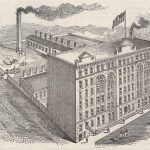 Straus Cut Glass Factory, New York City
