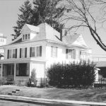 The Klein home on Cocoa Avenue, Hershey, Pa., early 1900s