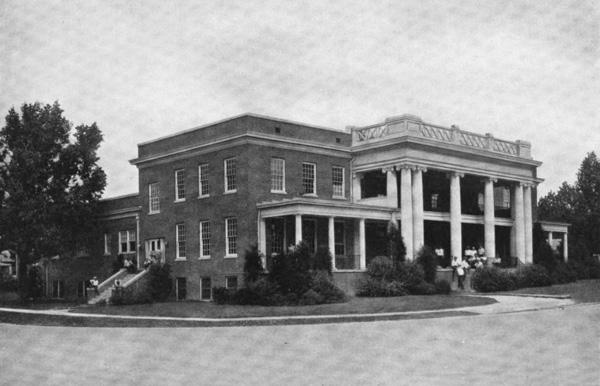 YMCA at Proximity Mills, ca. 1925