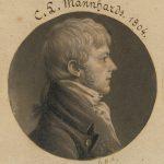 Christian Luis Mannhardt portrait, 1804
