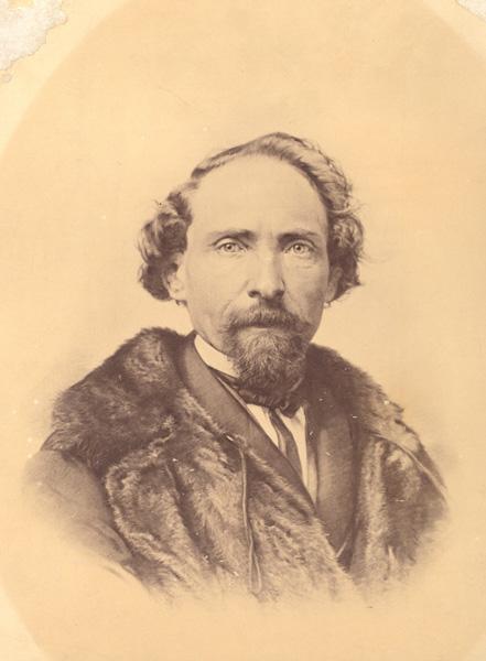 Portrait of Adam Hammer, n.d.