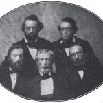 Members of the Humboldt Institut, ca. 1859-1860