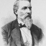Portrait of German Revolutionary Friedrich Hecker