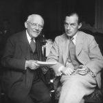 Carl Laemmle and Erich Maria Remarque