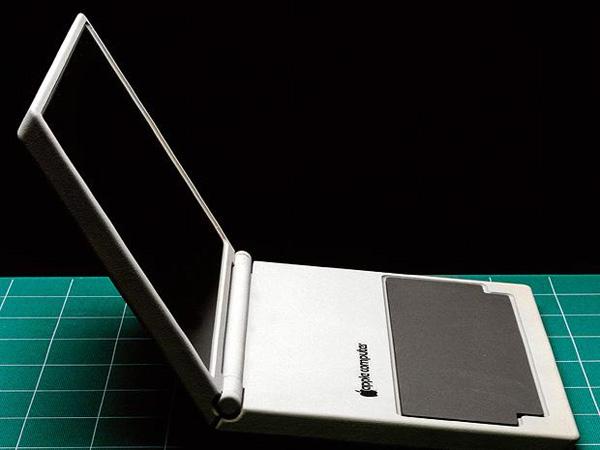 Bashful: Macbook 1, study, 1982