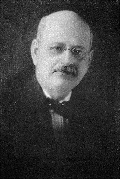 Portrait of Henry Goldman, n.d.