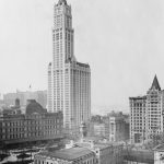 View of the Woolworth Building, ca. 1913