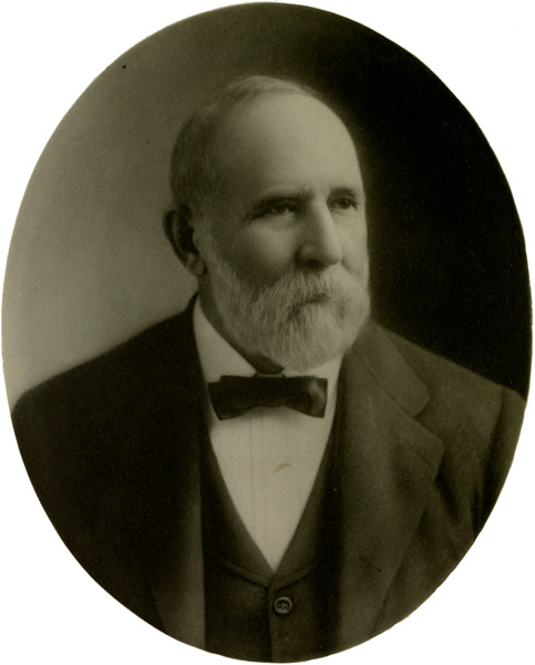 Portrait of Frederick Weyerhaeuser, n.d.