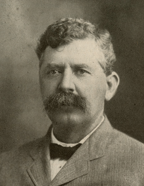 Portrait of Robert Justus Kleberg II, n.d.