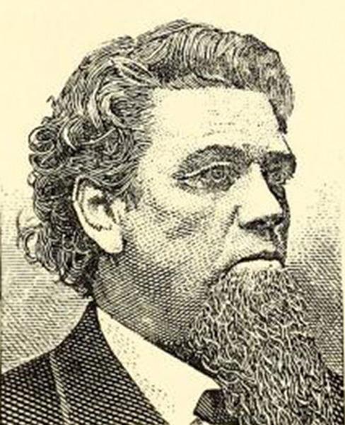 Portrait of Richard King, n.d.