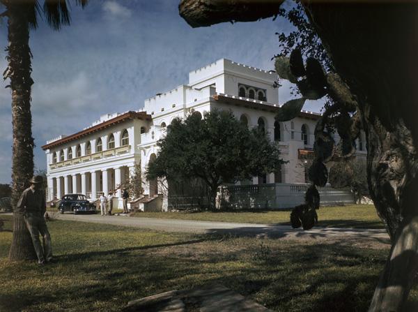 Santa Gertrudis, 1952