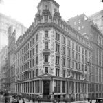 The J. P. Morgan Building, New York, NY, ca. 1905