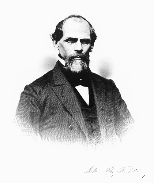 Portrait of John Roebling, n.d.
