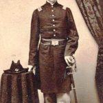Albert Scheffer, First Lieutenant, Forty-Fifth Wisconsin Volunteers, 1865