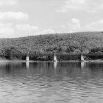 Delaware Aqueduct, View from the South