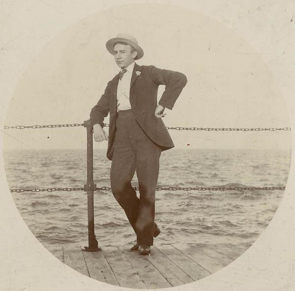 Curt Teich, ca. 1895