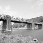 Delaware Aqueduct, View from the West Bank