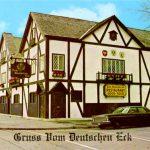 Curt Teich & Company, Inc., Gruss Vom Deutschen Eck. 1967
