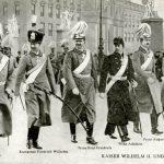 Curt Teich & Company, Inc., Kaiser Wilhelm II. Und Seine 6 Söhne