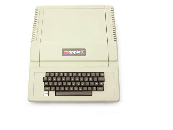 Apple II personal computer, 1977