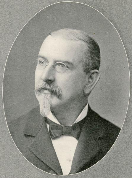 Portrait of Albert Schoenhut