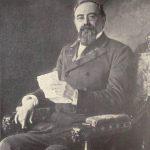 Portrait of Isaias W. Hellman, ca. 1899