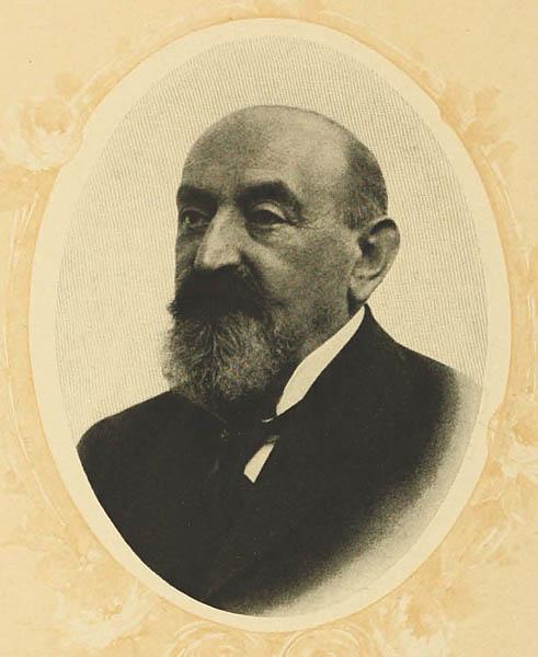 Portrait of Herman Hellman, ca. 1906