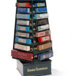 Obelisk displaying Hohner Harmonicas