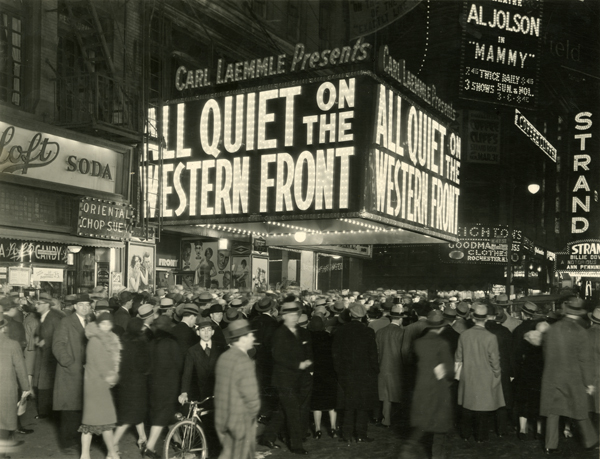All Quiet on the Western Front at the Central Theater