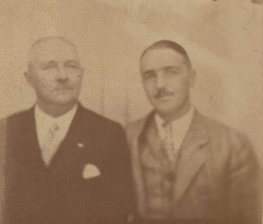 August Fruehauf and Otto Neumann