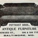Potthast Bros. Calling Card, n.d.