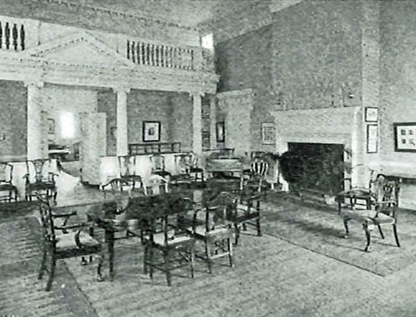 Potthast Bros. Interior, 1907