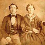 Portrait of Christian Frederick Martin Sr. and Ottilie Lucia (née Kühle) Martin, n.d.