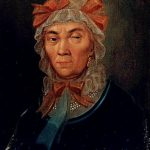 Gustel (neé Kaz ) Berlizheimer, Grandmother of David Berlizheimer, 1840