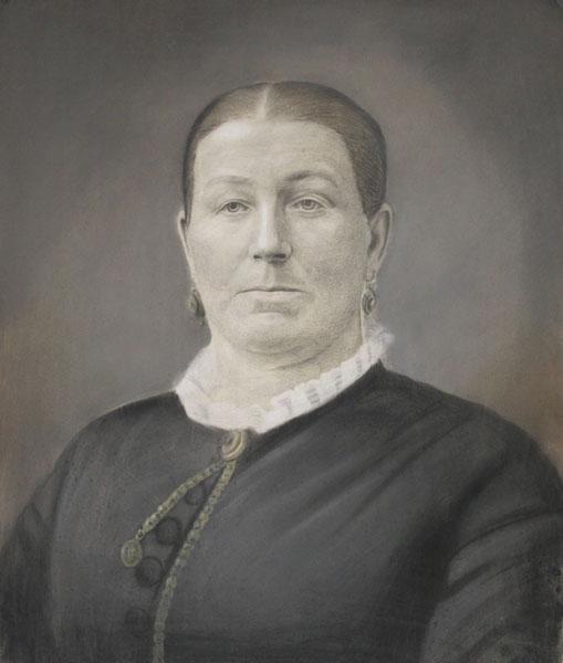 Portrait of Johanna Heileman, n.d.