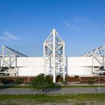 Kemper Arena in Kansas City, Missouri