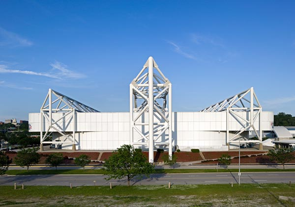 Kemper Arena in Kansas City, Missouri
