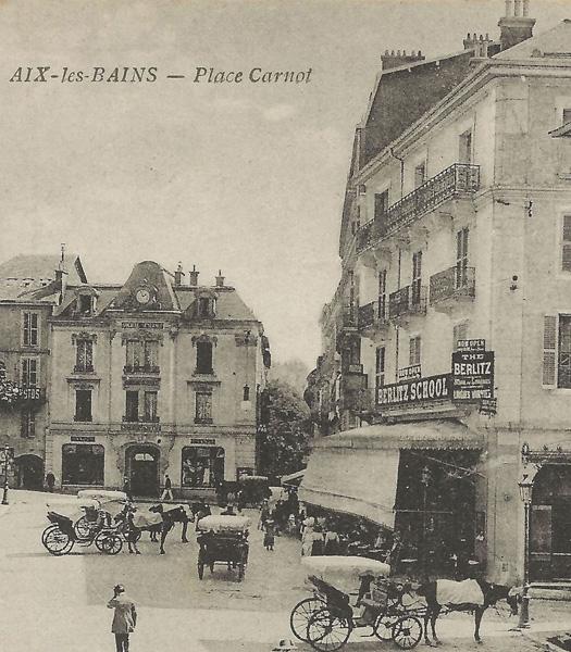 Berlitz School, France, 1904