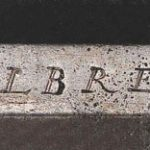 View of barrel signature on Andreas Albrecht rifle