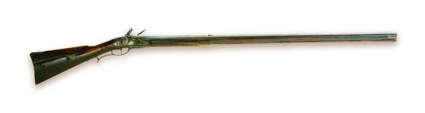 Andreas Albrecht rifle