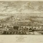 Bethlehem, one of the Brethren's Principal Settlements, in Pennsylvania, 1757