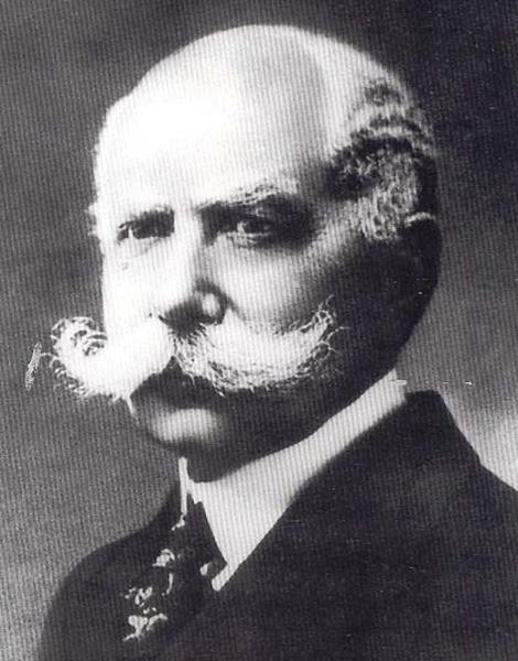 Maximilian D. Berlitz, ca. 1914