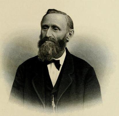 Phillip Best portrait, 1877