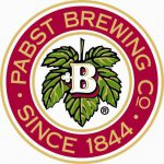 Corporate logo of the Pabst Brewing Company