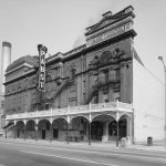 Pabst Theater constructed in 1895 at 144 East Wells Street in Milwaukee, Wisconsin
